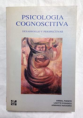 9789806168060: Psicologia cognoscitiva . desarrollo y perspectivas