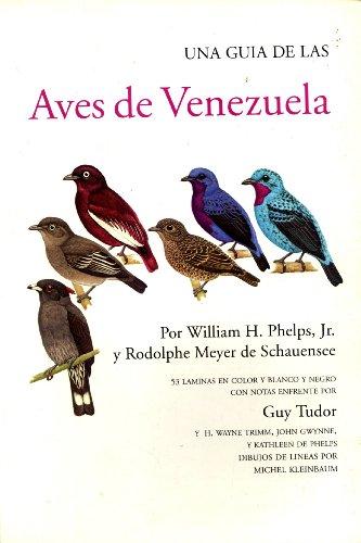9789806200753: Una Guía De Las Aves De Venezuela