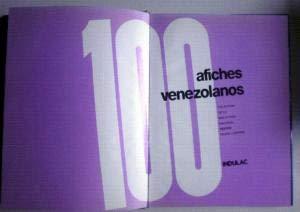 100 Afiches Venezolanos. Colección De La Biblioteca: Felipe Llerandi