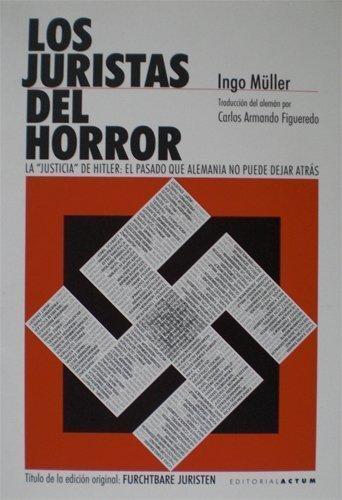 9789806354173: Los juristas del horror