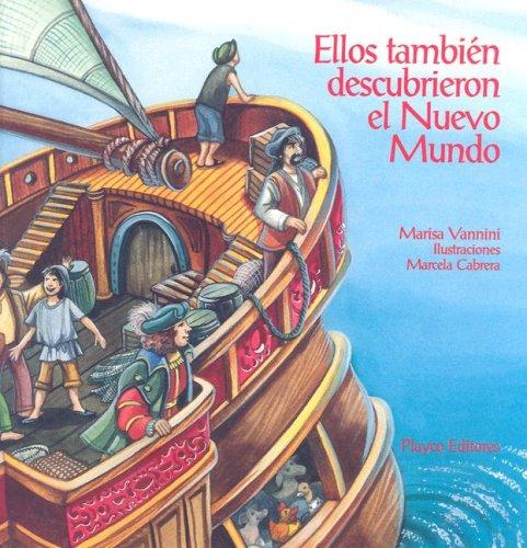 9789806437241: Ellos Tambien Descubrieron el Nuevo Mundo (Playco's Best Collection) (Spanish Edition)
