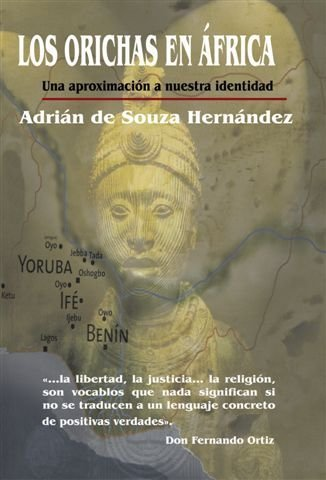 Los Orichas En África: Adrian de Souza