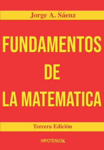 9789806588080: Fundamentos de la Matematica: Estructuras Discretas (Spanish Edition)