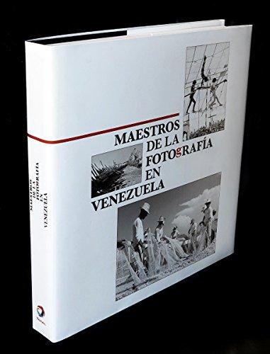 9789806946026: MAESTROS DE LA FOTOGRAFÍA EN VENEZUELA