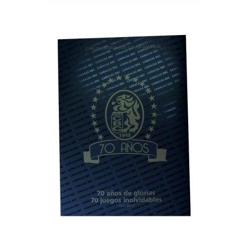 9789807498005: 70 Años De Gloria, 70 Juegos Inolvidables Leones Del Caracas BBC
