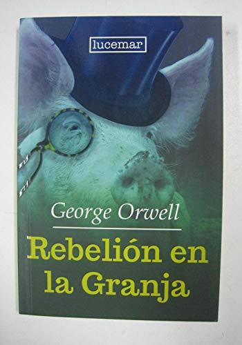 Imagen de archivo de REBELIÓN EN LA GRANJA (Book) a la venta por Book Depository hard to find