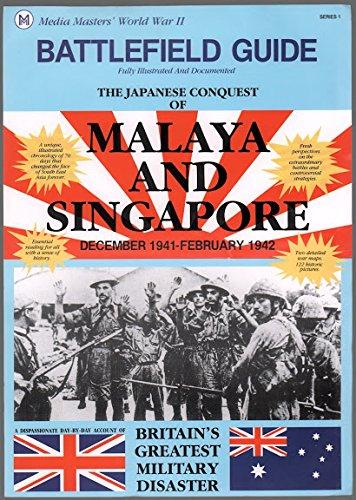 Battlefield Guide Malaya/Singapore 1941-42 Med