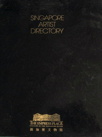 9789810033231: Singapore Artist Directory