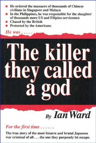 9789810039219: The Killer They Called a God