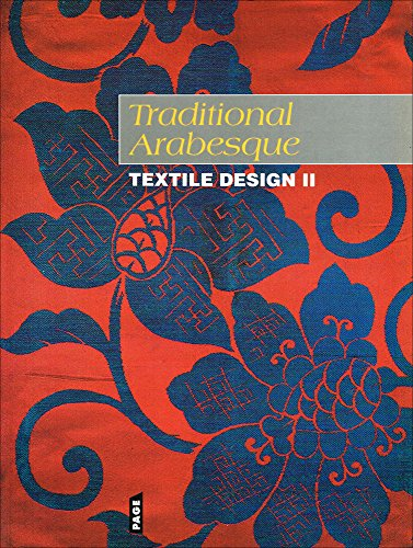 Traditional Arabesque Textile Design: 2: Page