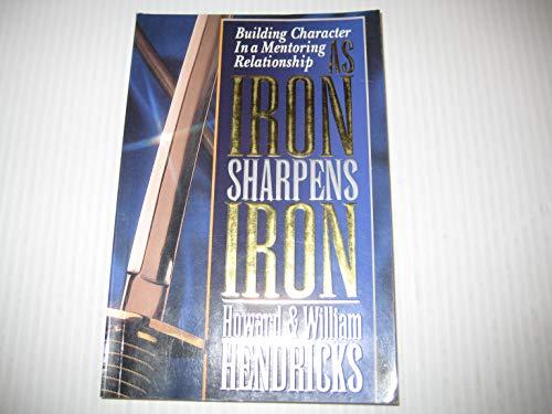 9789810067137: As Iron Sharpens Iron