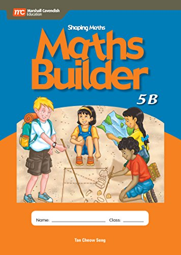 9789810113919: Shaping Mathematics Maths Builder 5B