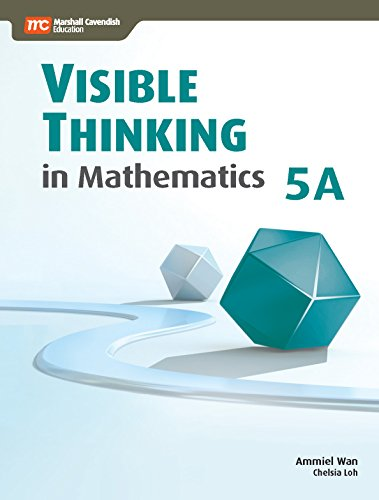 9789810115265: Visible Thinking in Mathematics, 5A