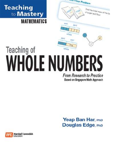 9789810116736: Teaching to Mastery Mathematics: Teaching of Whole Numbers