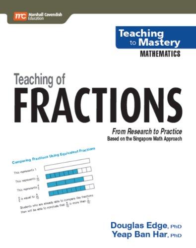 9789810117757: Teaching to Mastery Mathematics: Teaching of Fractions