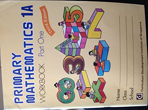 9789810154318: Primary Mathematics 1A Workbook: Part One (SingaporeMath)