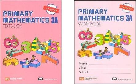 Primary Mathematics 3A: Kho Tek Hong