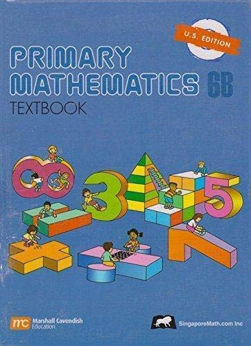 Primary Mathematics 6B: Kho Tek Hong