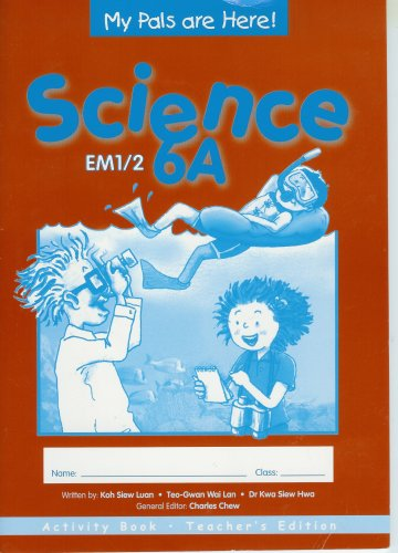 9789810184360: Science (My Pals Are Here!, EM1/2)