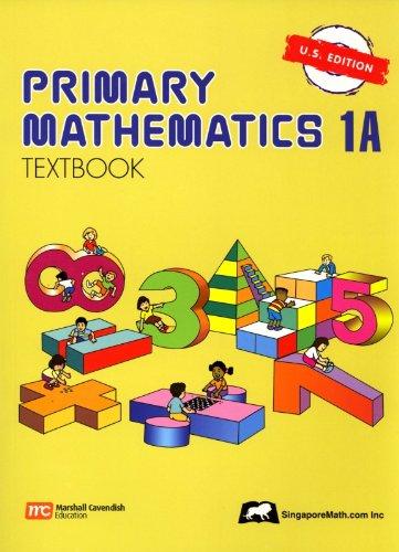 Primary Mathematics 1A Textbook (Singapore Math): Dr Kho Tek