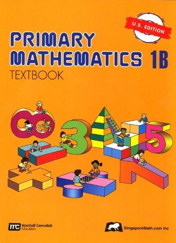 Primary Mathematics 1B Textbook U.S. Edition: Hong, Kho Tek