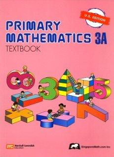 Primary Mathematics 3A Textbook: Thomas H. Parker