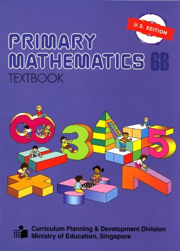 PRIMARY MATHEMATICS 6B-TEXTBOO: Hong, Kho Tek