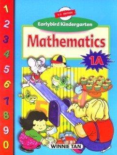 9789810185985: Earlybird Kindergarten Mathematics, Vol. 1A
