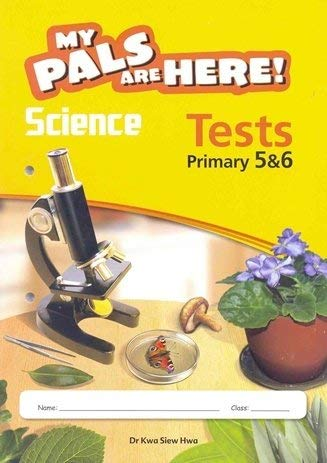 9789810186388: My Pals Are Here! Science Tests 6 (My Pals Are Here!)