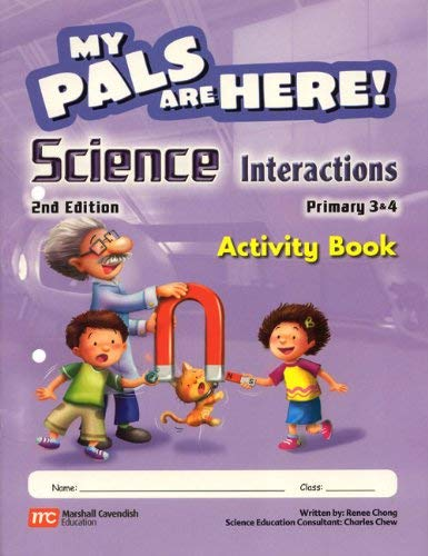 9789810187316: Diversity Activity Bk Primary 3&4 (My Pals Are Here! Science)