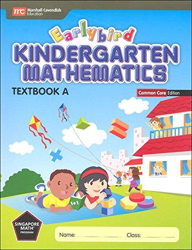 9789810189761: Earlybird Kindergarten Mathematics (Common Core Edition) Textbook A