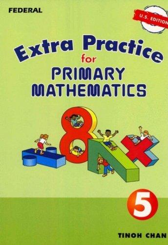 9789810193775: Extra Practice for Primary Mathematics, Level 5
