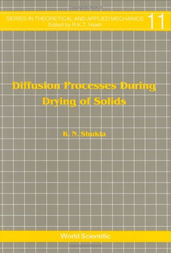 Diffusion Processes During Drying of Sol (Series: K N Shukla