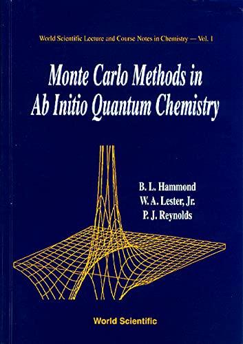 Monte Carlo Methods In Ab Initio Quantum: Bl Hammond