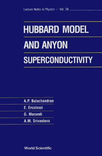 The Hubbard Model and Anyon Superconductivity (Lecture: A. P. Balachandran