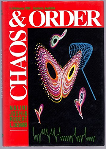 9789810204006: Miniconference on Chaos & Order, 1-3 February 1990, Canberra, Australia (Proceedings of the Centre for Mathematical Analysis Australian National Univ)