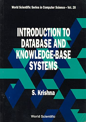 Introduction to Database and Knowledge-B: Krishna, S.