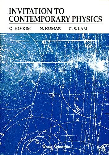 9789810207236: Invitation to Contemp Physics