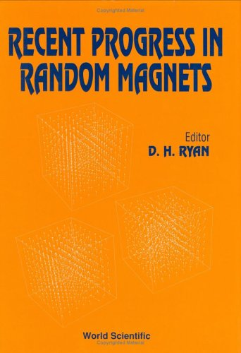 9789810208851: Recent Progress in Random Magnets