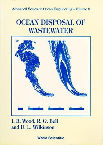 9789810209568: Ocean Disposal Of Wastewater (Series on Soviet and East European Mathematics)