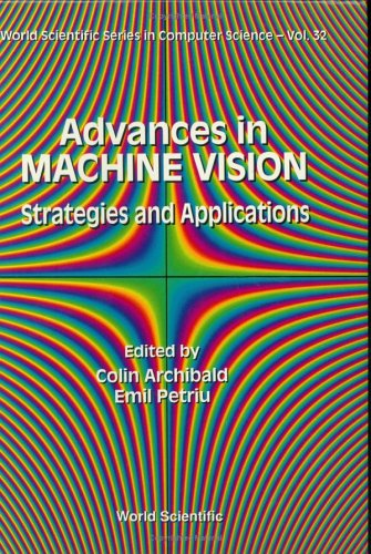 9789810209766: Advances in Machine Vision: Strategies and Applications (Series in Computer Science)