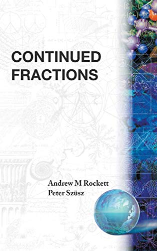 9789810210472: Continued Fractions