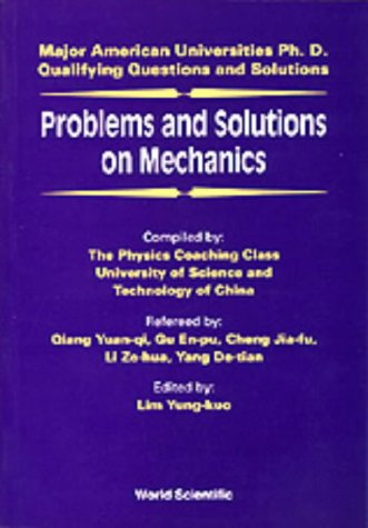 Problems and Solutions on Mechanics Major American: Lim, Y. K.