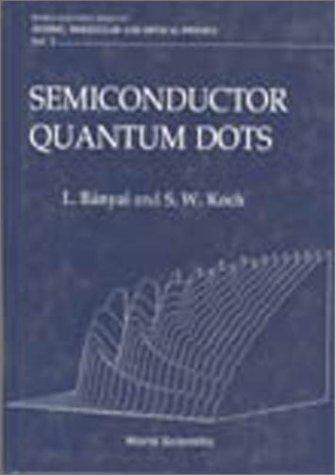 9789810213909: Semiconductor Quantum Dots