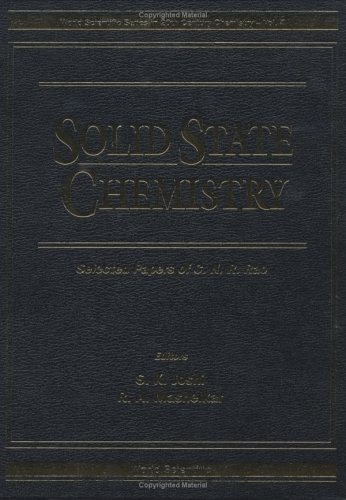 Solid State Chemistry - Selected Papers of: C. N. R.