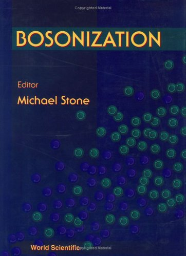 Bosonization: Editor-Michael Stone