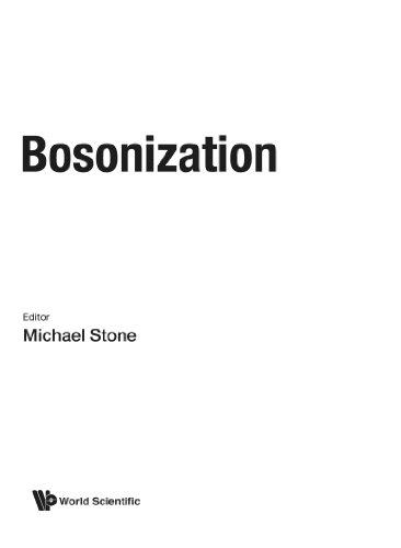 9789810218485: Bosonization
