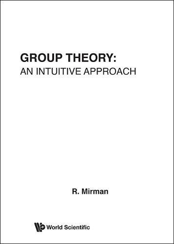 9789810221836: Group Theory: An Intuitive Approach