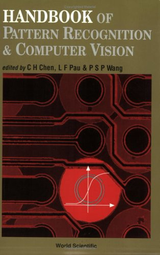 9789810222765: Handbook of Pattern Recognition and Computer Vision