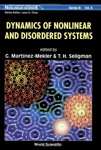 Dynamics of Nonlinear and Disordered Sys (Houches Series)